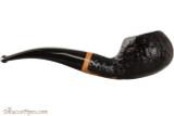 Brebbia 1960 Sabbiata Nera 601 Tobacco Pipe Right Side