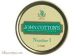 John Cotton's Number 1 Pipe Tobacco Front
