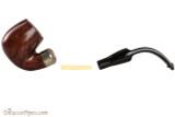 Savinelli Dry System 614 Smooth Tobacco Pipe Apart