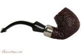 Savinelli Dry System 613 Rustic Tobacco Pipe Right Side