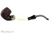 Savinelli Dry System 613 Rustic Tobacco Pipe Apart