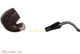 Savinelli Dry System 614 Rustic Tobacco Pipe Apart