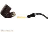 Savinelli Dry System 620 Rustic Tobacco Pipe Apart