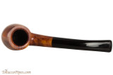Brigham Mountaineer 323 Tobacco Pipe - Bent Billiard Smooth Top