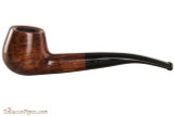 Brigham Algonquin 236 Tobacco Pipe - Bent Brandy Smooth