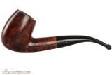 Brigham Algonquin 265 Tobacco Pipe - Bent Egg Smooth