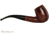 Brigham Algonquin 265 Tobacco Pipe - Bent Egg Smooth Right Side