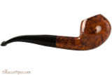 Brigham Klondike 29 Tobacco Pipe - Bent Apple Smooth Right Side