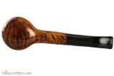 Brigham Klondike 84 Tobacco Pipe - Volcano Smooth Bottom