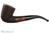 Brigham Voyageur 147 Tobacco Pipe - Bent Dublin Rustic