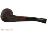 Brigham Voyageur 147 Tobacco Pipe - Bent Dublin Rustic Bottom