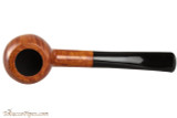 Brigham Acadian 62 Tobacco Pipe - Bent Apple Smooth Top