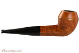 Brigham Acadian 16 Tobacco Pipe - Bulldog Smooth Right Side