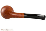 Brigham Acadian 426 Tobacco Pipe - Bent Dublin Smooth Bottom
