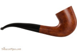 Brigham Acadian 47 Tobacco Pipe - Bent Dublin Smooth Right Side