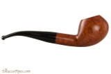 Brigham Acadian 29 Tobacco Pipe - Bent Apple Smooth Right Side