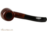 Brigham Giante 1202 Brown Tobacco Pipe - Smooth Top
