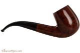 Brigham Giante 1202 Brown Tobacco Pipe - Smooth Right Side