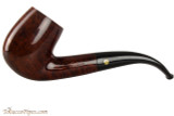 Brigham Giante 1202 Brown Tobacco Pipe - Smooth
