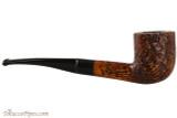 Capri Gozzo 54 Tobacco Pipe - Bent Pot Rustic Right Side