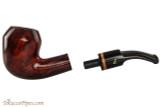 Lorenzetti Avitus 95 Tobacco Pipe - Bent Rhodesian Smooth Apart