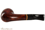 Lorenzetti Avitus 21 Tobacco Pipe - Bent Acorn Smooth Bottom
