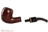 Lorenzetti Avitus 21 Tobacco Pipe - Bent Acorn Smooth Apart