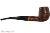 Capri Gozzo 13 Tobacco Pipe - Bent Egg Rustic Right Side