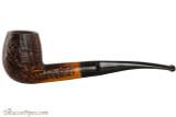 Capri Gozzo 13 Tobacco Pipe - Bent Egg Rustic
