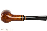 Lorenzetti Constantine 03 Tobacco Pipe - Billiard Smooth Bottom