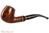 Lorenzetti Constantine 24 Tobacco Pipe - Bent Billiard Smooth