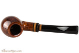 Lorenzetti Constantine 24 Tobacco Pipe - Bent Billiard Smooth Top
