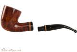 Lorenzetti Constantine 47 Tobacco Pipe - Bent Dublin Smooth Apart