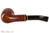 Lorenzetti Constantine 47 Tobacco Pipe - Bent Dublin Smooth Bottom