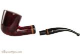 Lorenzetti Julius Caesar 47 Tobacco Pipe - Bent Dublin Smooth Apart