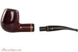 Lorenzetti Julius Caesar 49 Tobacco Pipe - Bent Billiard Smooth Apart