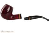 Lorenzetti Julius Caesar 24 Tobacco Pipe - Bent Billiard Smooth Apart