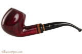 Lorenzetti Julius Caesar 23 Tobacco Pipe - Bent Apple Smooth