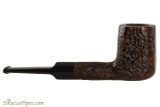 Brebbia Junior Noce 2752 Tobacco Pipe - Panel Sandblast Right Side