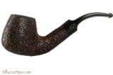 Brebbia Junior Noce 2735 Tobacco Pipe - Bent Brandy Sandblast