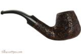 Brebbia Junior Noce 2735 Tobacco Pipe - Bent Brandy Sandblast Right Side