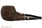 Brebbia PIPA 70 Rocciata Noce Tobacco Pipe - Rustic