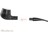 Vauen Lime 740 Tobacco Pipe - Meerschaum Lined Apart