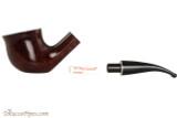 Vauen Stand Up 1538 Tobacco Pipe - Bent Fancy Smooth Apart