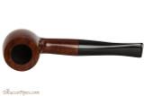 Vauen Curve 3333 Red Tobacco Pipe - Billiard Smooth Top