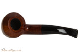 Vauen Curve 3335 Red Tobacco Pipe - Bent Sitter Smooth Top