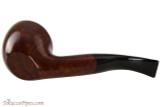 Vauen Curve 3335 Red Tobacco Pipe - Bent Sitter Smooth Bottom