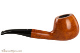 Vauen Curve 131 Light Tobacco Pipe - Bent Apple Smooth Right Side