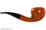 Vauen Curve 134 Light Tobacco Pipe - Bent Acorn Smooth Right Side
