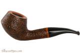 Vauen Curve 430 Brown Tobacco Pipe - Bent Pot Sandblast